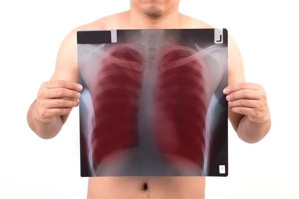 スウェディッシュマッサージの効果、肺機能を改善する