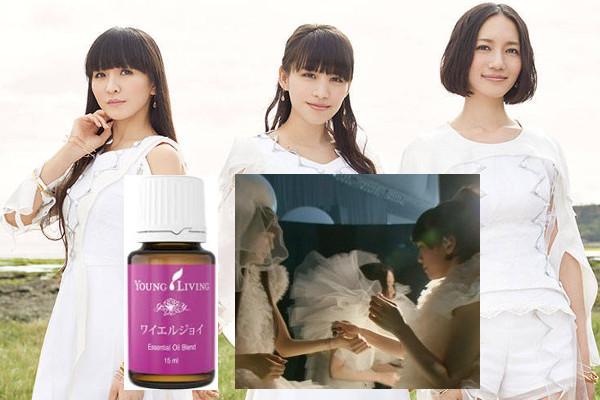 ヤングリヴィング使用芸能人、女優、有名人パヒューム「Perfume」