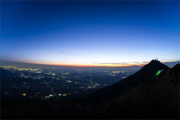 つくば市のセラピスト、エステティシャン、整体師の求人、採用情報「つくば山から見える夜景」