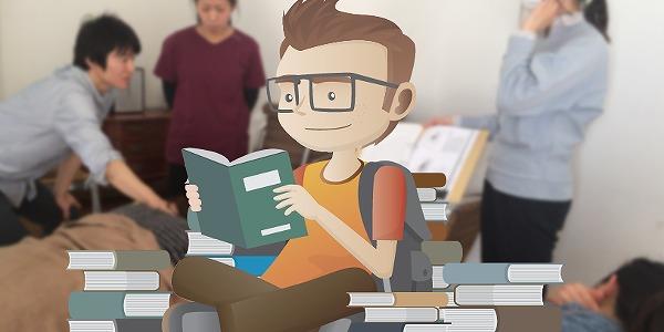 整体の独学での勉強方法